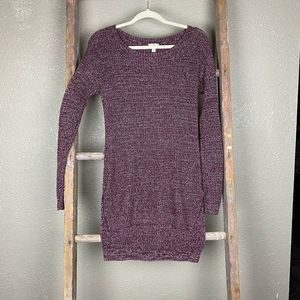 BP Nordstorm High Low Ribbed Knit Sweater